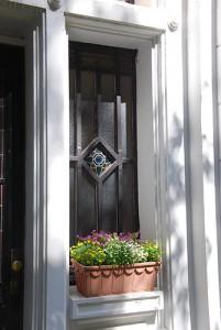 Fenster RF Blumenkasten Por